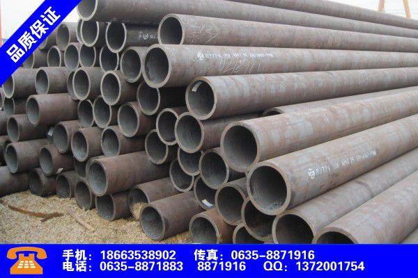 广东惠州Q355B无缝管重工作课程