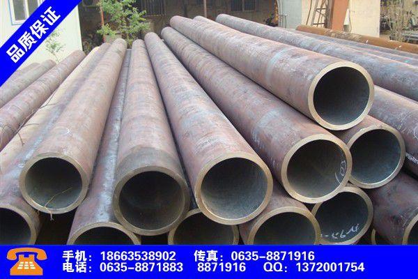 晋中灵石Q355B无缝管直径规格产品库
