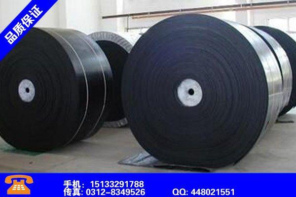 天津北辰输送带厂家行业市场