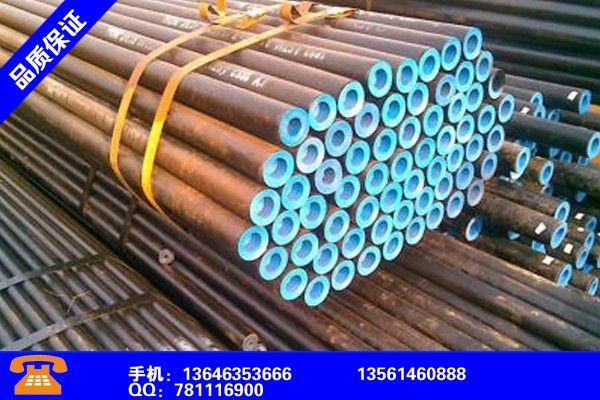 北海合浦精密钢管标准产品使用的注意事项