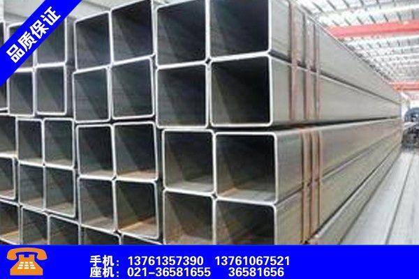 吕梁离石焊接方管主要分类