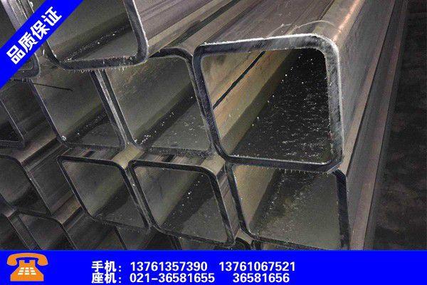 朔州朔城焊接方管型號市場價格報價