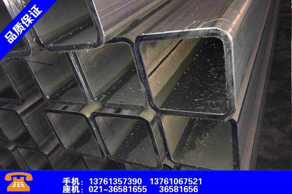 張家口張北焊接方管定制品質提升