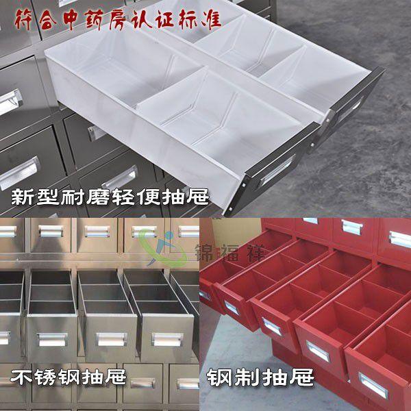 武汉新洲区可放132味药材中药柜灰白色行业现状良好并持续发展