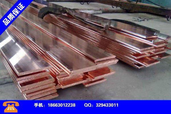 青海玉树T2紫铜带质量有保障吗新报价