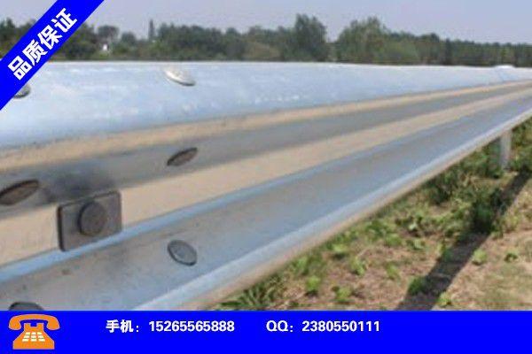 重庆巫山波形护栏安装工费厚积而薄发