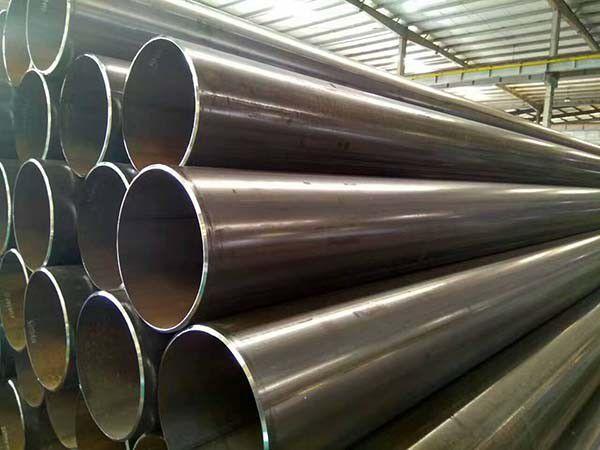 双林镇560钢结构焊管市场新闻