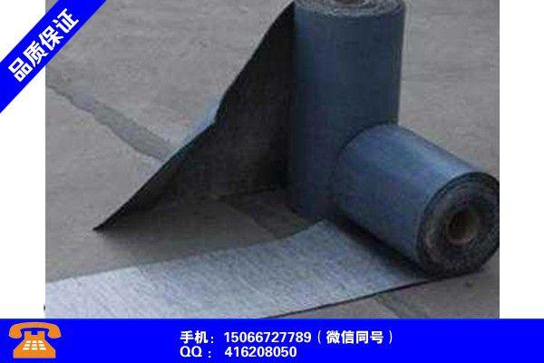 酒泉肃州公路抗裂贴生产工艺流程亮出专业标