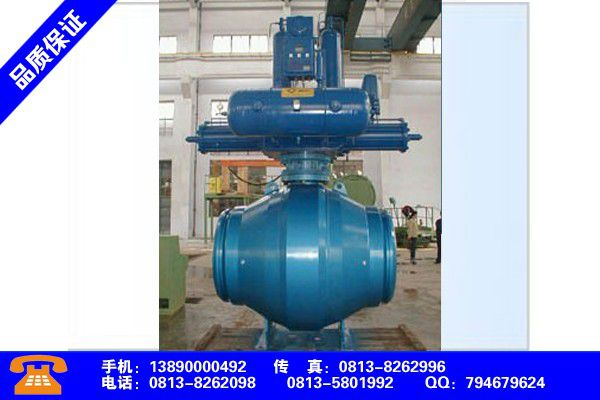 What is the on-site installation of Ganzhou Ruijin Gas Valve