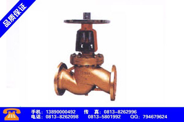 New Opportunities for Development of Baoding Qingyuan Gas Valve Specification Sheet