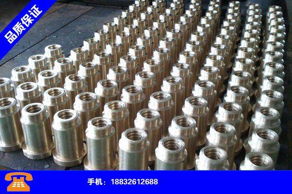 杭州西湖自潤滑銅套尺寸規格真誠服務