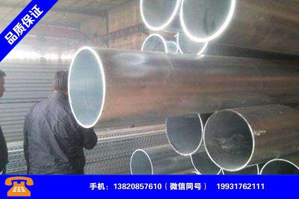 杭州余杭镀锌管规格表大全今日价格