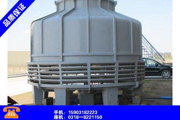 宿州泗县玻璃钢冷却塔填料的主要作用型号如何选择