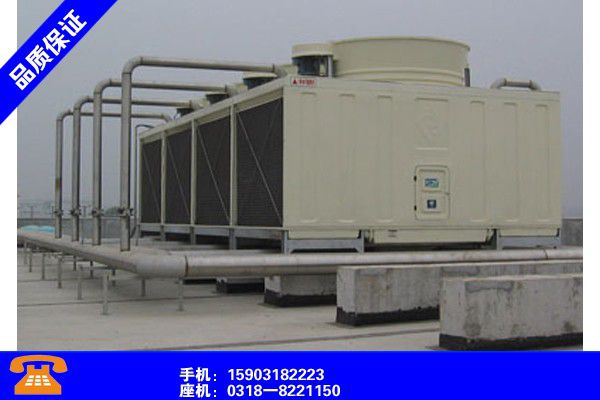 What are the economic benefits of glass fiber reinforced plastic cooling towers in Zaozhuang?