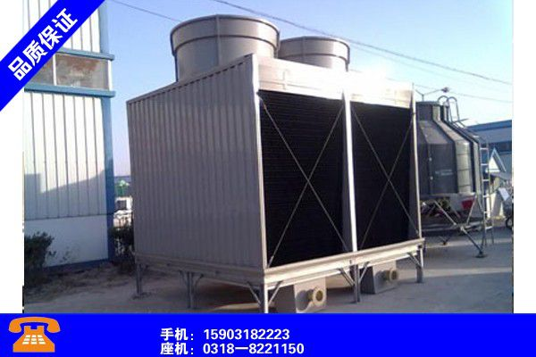 How to reasonably install and operate the Lianyungang Donghai FRP cooling tower repair factory