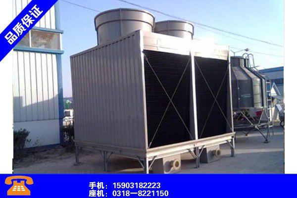 衡阳南岳玻璃钢冷却塔施工工艺品质保证