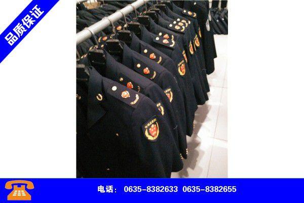 江苏无锡标志服定制在哪里价格更优惠