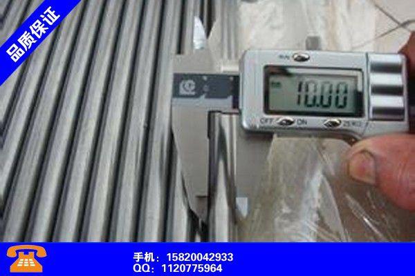 焦作中站冷轧精密管标准销售