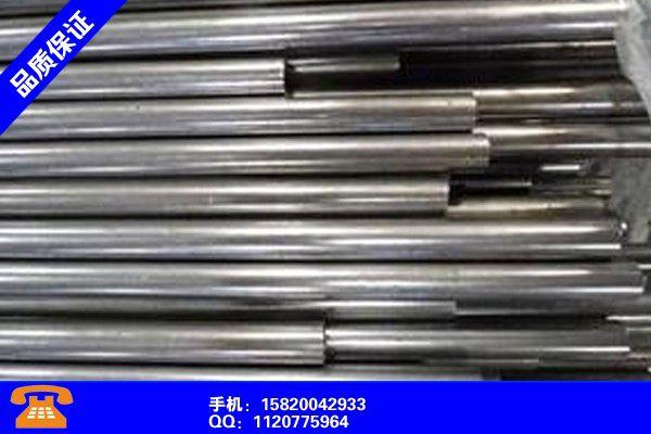 江苏无锡冷轧精密管尺寸规格表价格平稳