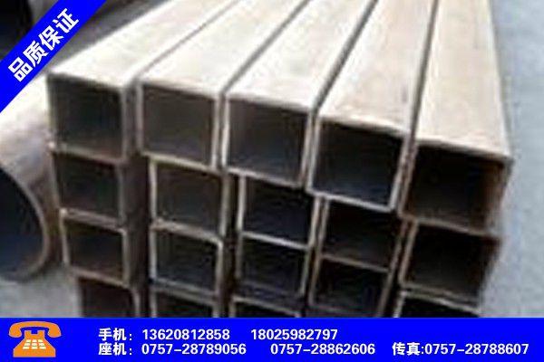 梅州大埔热浸镀锌方管产品问题的原理和解决