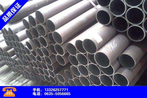 内江金口河区无缝钢管常规壁厚规用途范围