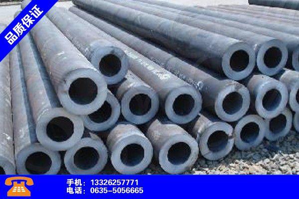 衡阳南岳区无缝钢管400的壁厚规范要求