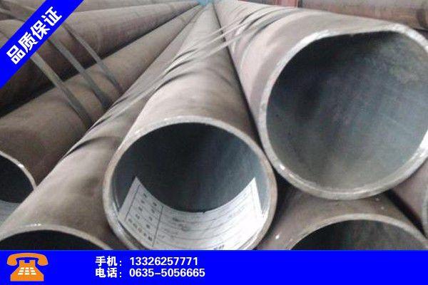 泰安岱岳區大口徑壁厚無縫鋼管生產廠家