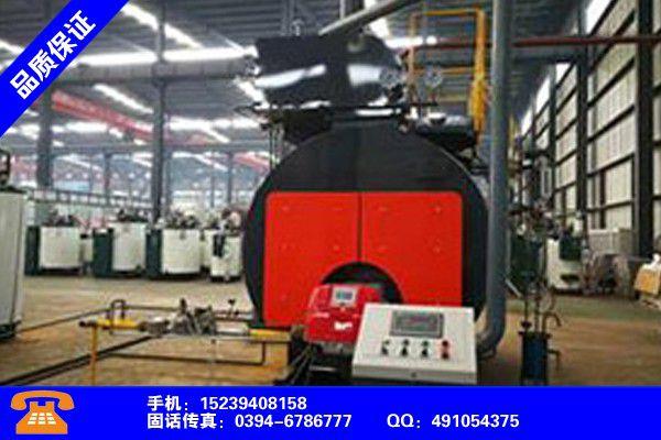 雞西燃油燃氣鍋爐安全警示用途范圍