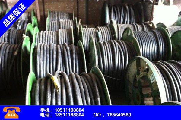 河北秦皇岛山海关工程队施工电缆回收现货齐全价格优惠
