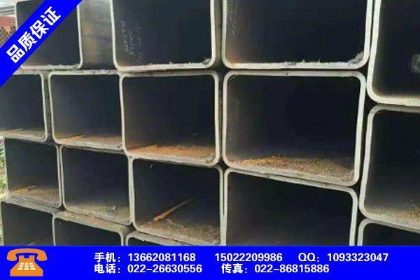 葫芦岛建昌县大口径Q345B无缝方管价格