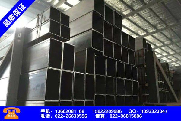 上海閘北區大口徑無縫方管供應商生產廠家