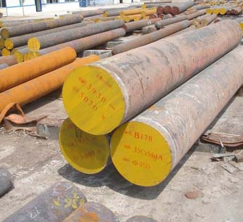 Anyang 25Cr2Mo1V excellent special round steel is delivered at any time