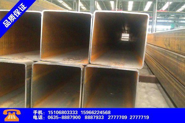 荆门京山Q345C方管聚焦行业