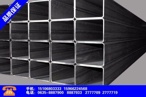 安徽亳州Q345D方矩管促销
