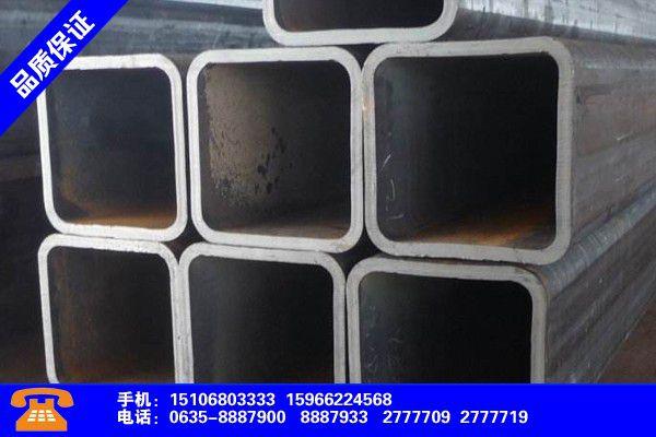 安徽六安Q345D方矩管厂家推荐咨询