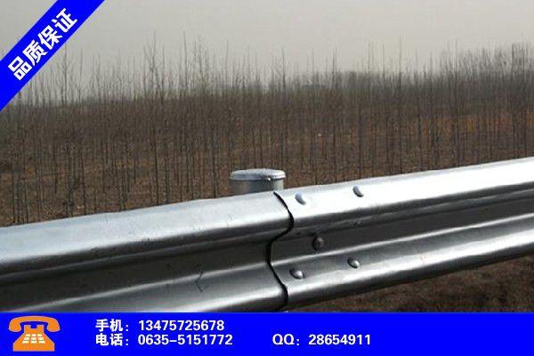 山东济宁高速公路护栏板供应链品质管理