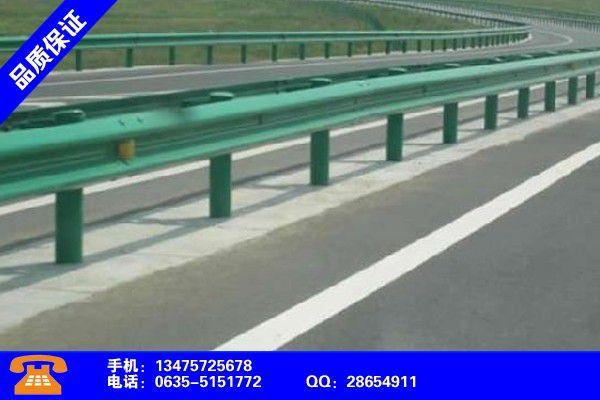 吕梁交城高速公路波形护栏战略的好处和积极