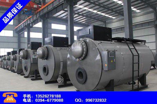 云南西双版纳燃气锅炉销售市场格局变化