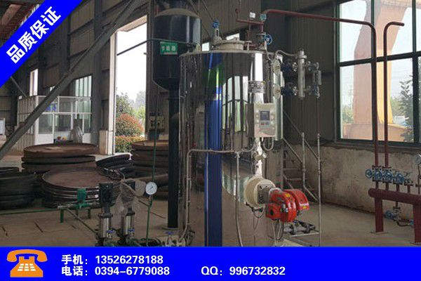 湖南郴州临武县2吨燃气热水锅炉供应链品质管理