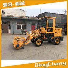 哈尔滨宾县▲驾驶式扫路车助力创新