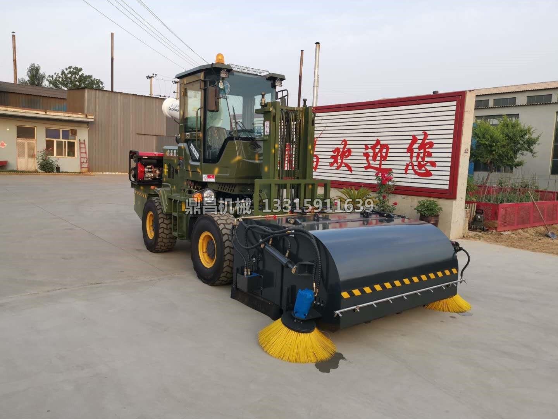 甘孜藏族德格煤廠清掃車穩定發展預期