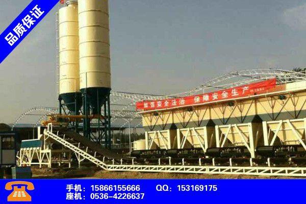 贵州毕节水稳碎石搅拌站范围要求产品性能受