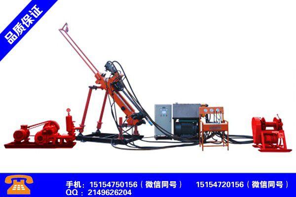 柳州鱼峰工程钻机型号行业内的集中竞争态势