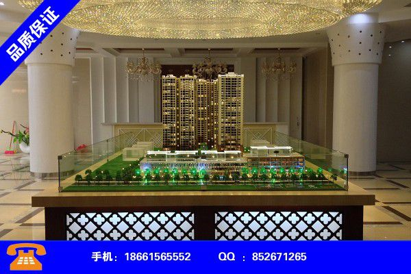 贺州昭平沙盘模型怎么做近期报价厂家
