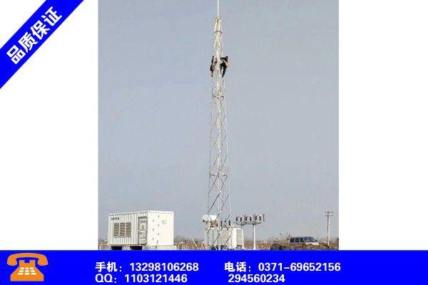 齐齐哈尔甘南30米避雷针尺寸品牌