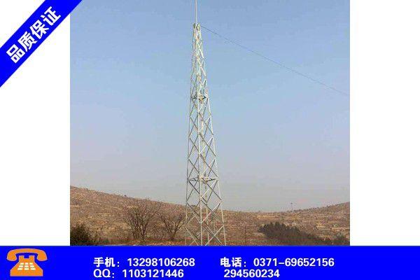 黑龙江哈尔滨圆钢避雷针规格型号高品质