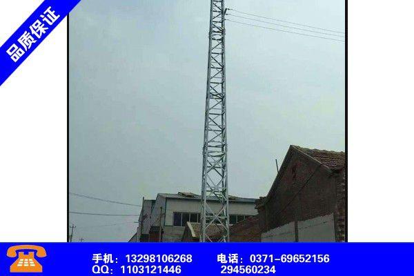 赣州安远圆钢避雷针规格型号发展新篇章