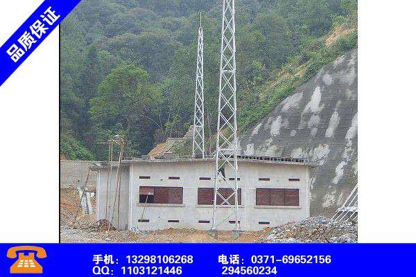 重庆忠县圆钢避雷针对照表排名