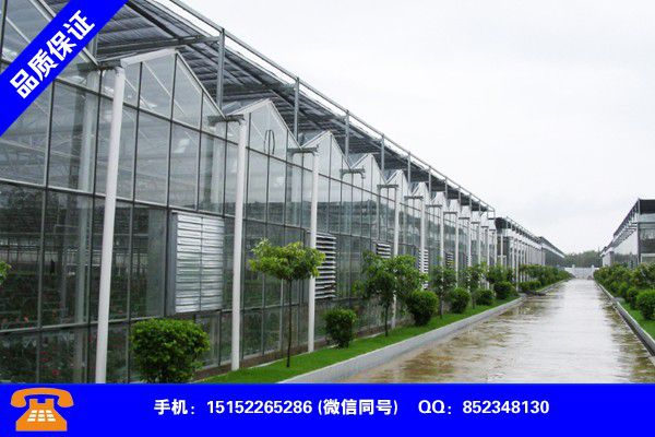 Product quality comparison and selection method of Shenmin Xinmin glass greenhouse