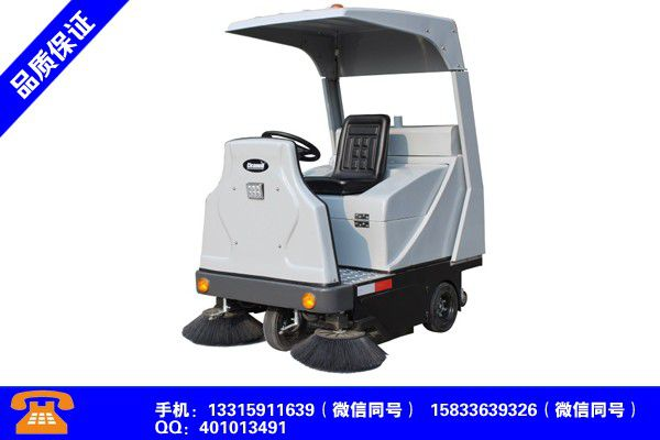 What are the changes in Cangzhou Suning road sweeper market